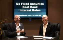 Do Fixed Annuities Beat Bank Interest Rates
