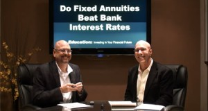 Do Fixed Annuities Beat Bank Interest Rates?