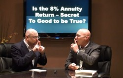 The 8 Percent Annuity Return Secret