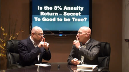Are 8 Percent Annuity Returns Too Good to be True?