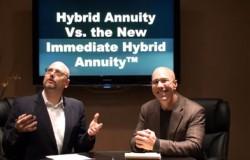 Hybrid vs the New Immediate Hybrid Annuity