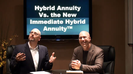 The New – Immediate Hybrid Annuity™