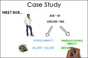 Immediate Hybrid Annuity - Video Illustration