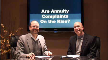 Are Annuity Complaints on the Rise