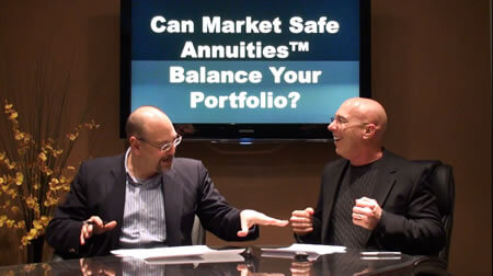 Can Safer, MarketFree™ Annuities Balance Your Portfolio?