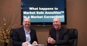 Market Correction — Affects on MarketFree™ Annuities