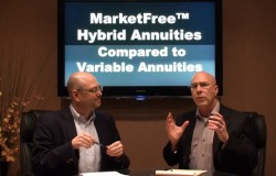MarketFree Hybrid Compared to Variable
