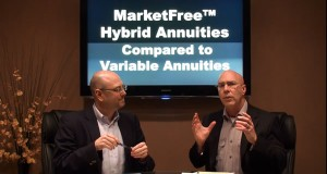 Variable Annuities Compared to Hybrid Annuities