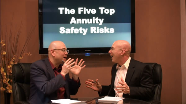 Top 5 Annuity Safety Risks - Large