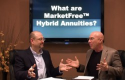 What are Market Free Hybrid Annuities