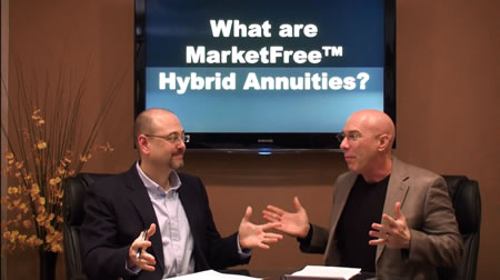 What are MarketFree™ Hybrid Annuities?