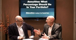 Annuities: What Percentage Should Be in Your Retirement Portfolio?