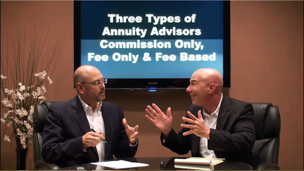 Three Types of Annuity Advisors