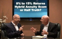 8 to 15 percent returns - hybrid annuity scam  or half truth
