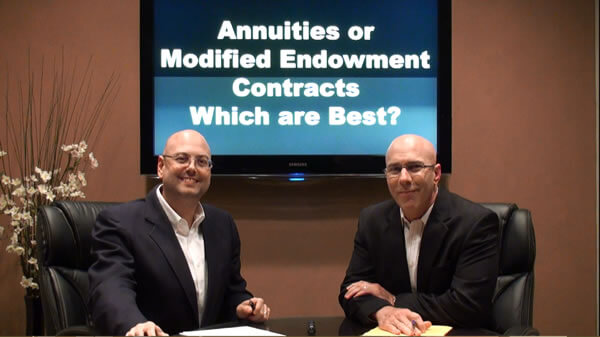 Index Modified Endowment Contract vs a Fixed Index Annuity