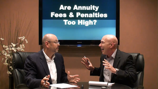 Are Annuity Fees, Annuity Surrender Costs, & Annuity Commissions too High?