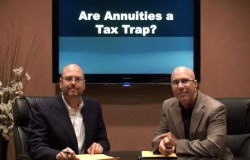 Are Annuities a Tax Trap