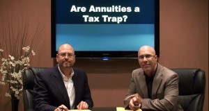 Are Annuities a Tax Trap?