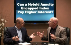 Can a Hybrid Annuity Uncapped Index Pay Higher Interest