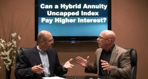 Can a Hybrid Annuity Uncapped Index Pay Higher Interest?