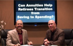 Can Annuities Help Retirees Transition from Savings to Spending