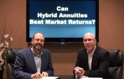 Can Hybrid Annuities Beat Market Returns