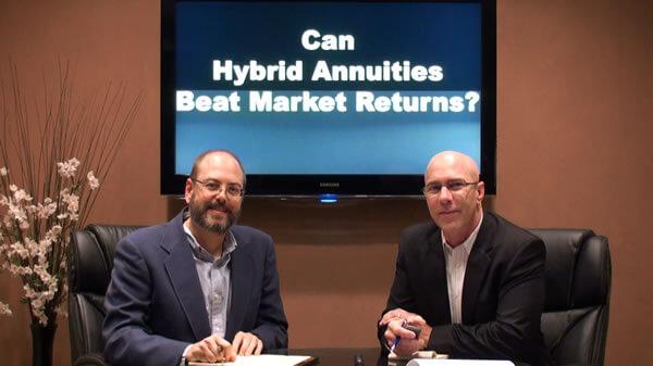 Can Hybrid Annuities Beat Market Returns