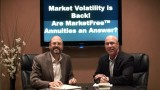 Market Volatility is Back! Are MarketFree™ Annuities an Answer?