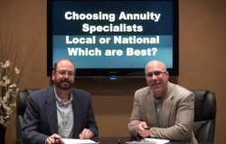 Choosing Annuity Specialists Local or National Which are Best