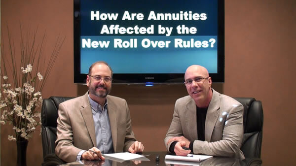 How are Annuities Affected by the New Roll Over Rules