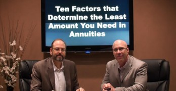 10 Factors that determine the least amount you need in annuities