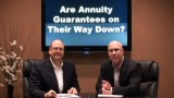Are Annuity **Guarantees on Their Way Down?