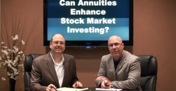 Can Annuities Enhance Stock Market Investing