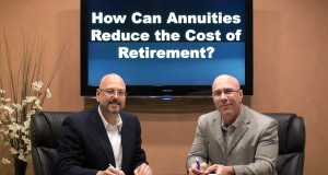 How Can Annuities Reduce the Cost of Retirement?