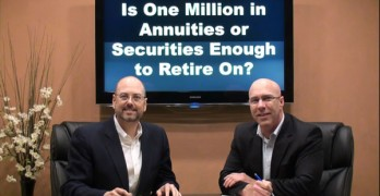 Is One Million in Annuities