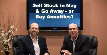 Sell in May and Go Away or Buy Annuities