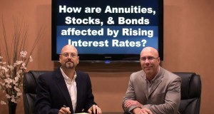 Will Rising Interest Rates affect Stocks, Bonds, and Annuities?