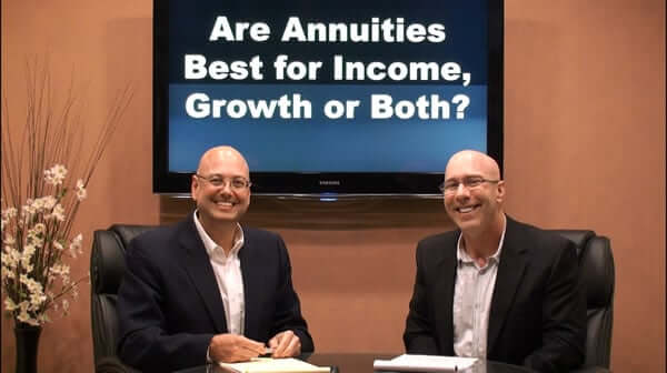 Are Annuities Best for Income or Growth?
