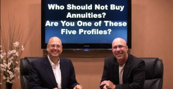 Who Should Not Buy Annuities