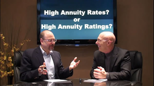Annuity Rates or Ratings? Which is More Important?