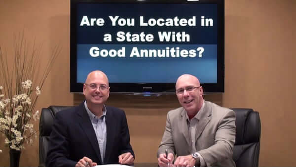 Does Your State Have Good Annuities?