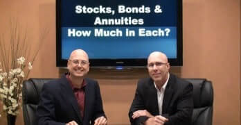 Stocks Bonds and Annuities - How Much in Each