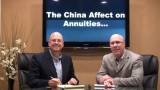 The China Affect on Annuities…