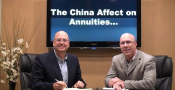 The China Affect on Annuities