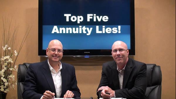 Top Five Annuity Lies!