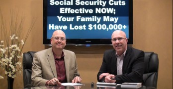 Social Security Cuts Effective