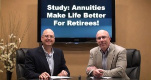Annuities Make Life Better for Retirees : Study Reports