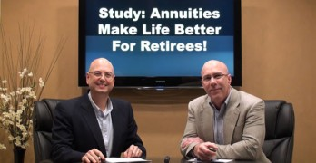 Study - Annuities Make Life Better for Retirees