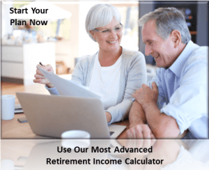 Advanced Retirement Annuity Income Calculator