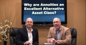 Why are Annuities an Excellent Alternative Asset Class?